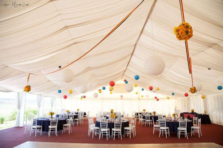 nunta la cort